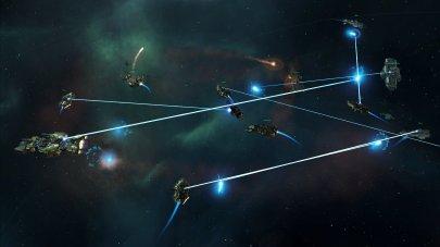 Stellaris-combat