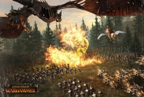 Total War Warhammer Battle