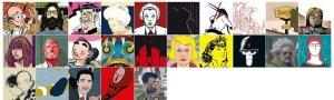 25 comics