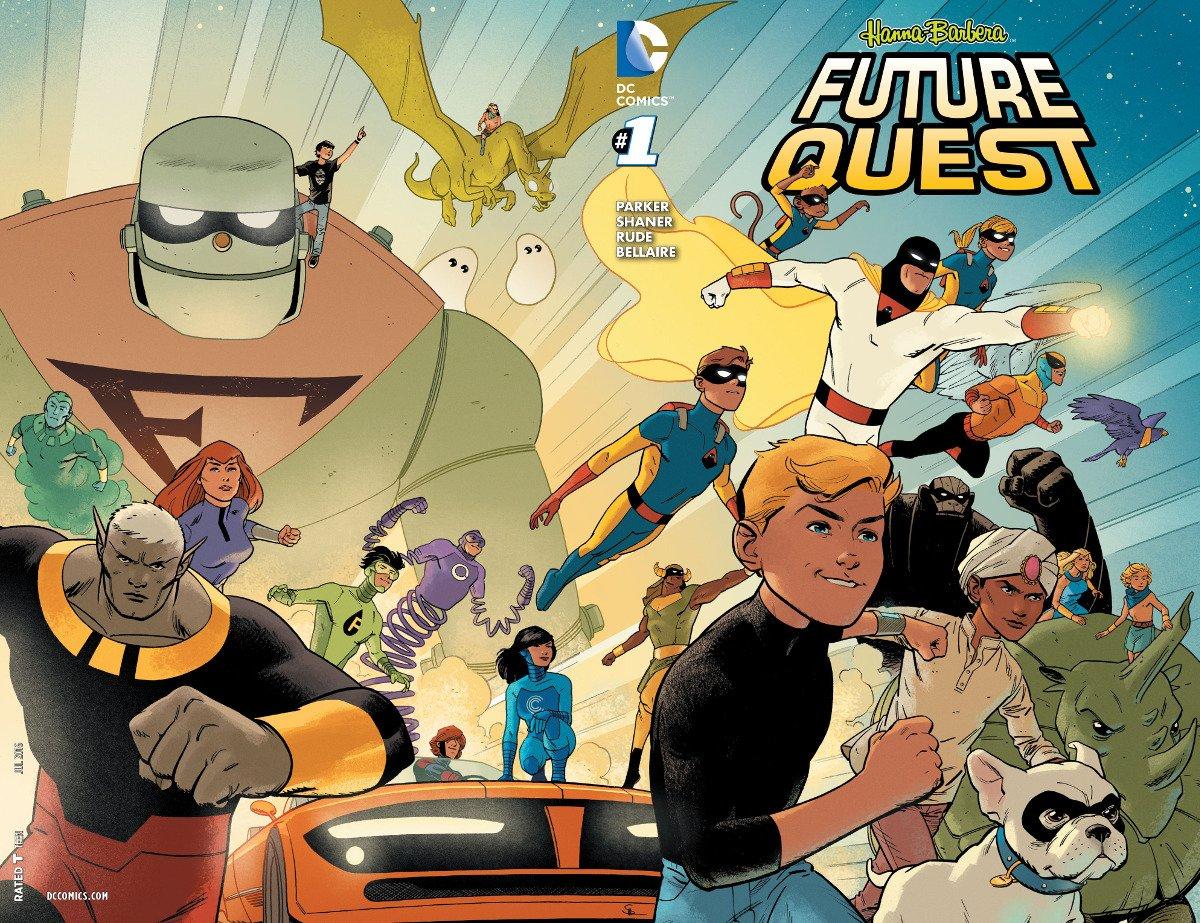 Future Quest Portada