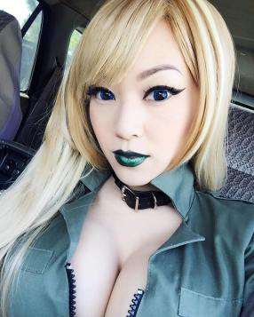 Linda Le Vampy Bit Me 14