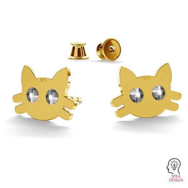 Silvexcraft cabezas de gatito