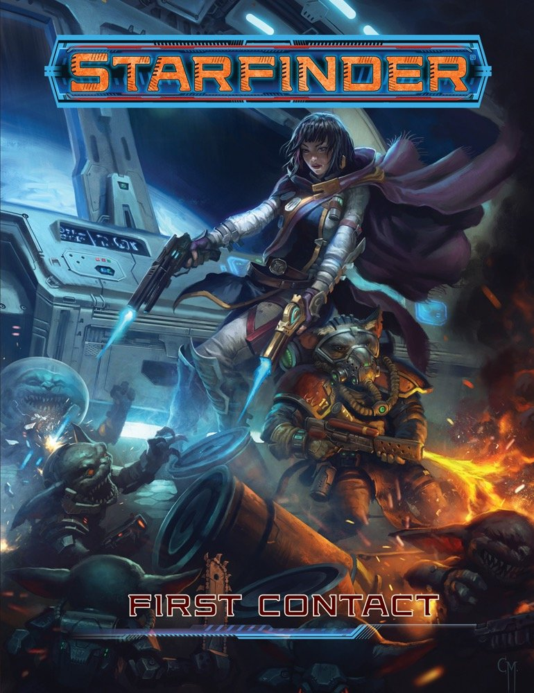 Starfinder First Contact