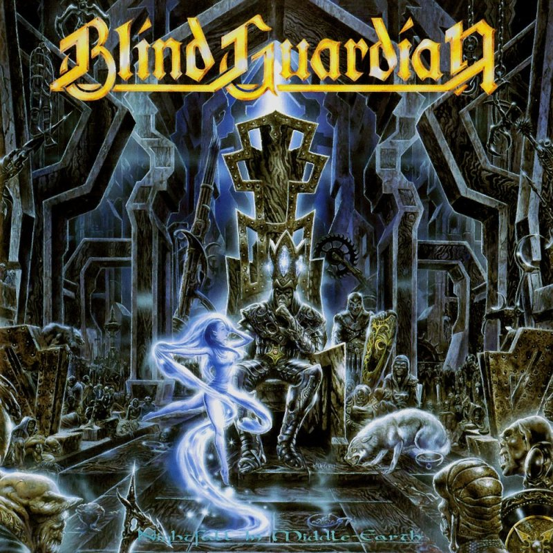 Blind Guardian Nightfall in Middle Earth