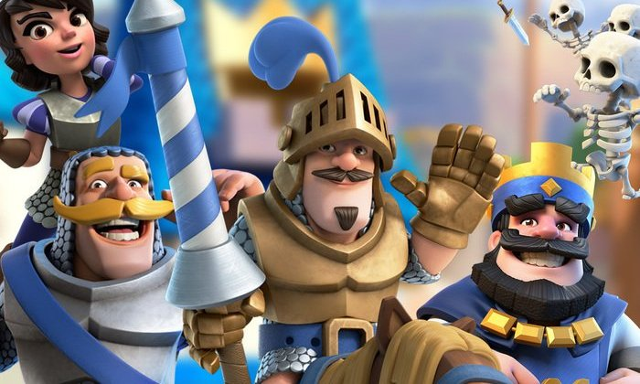Clash royale en la PC