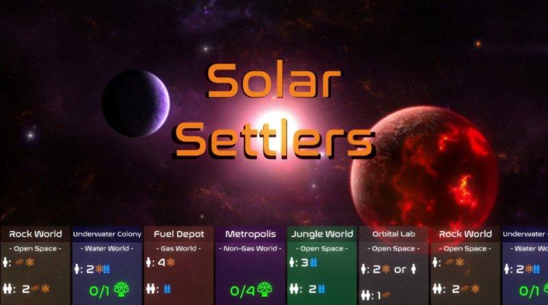 Solar Settlers Gameplay en Español
