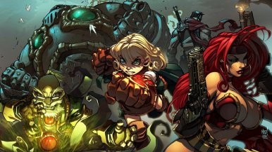 Battle Chasers Grupo