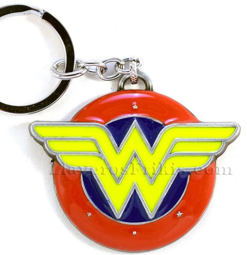 Llaveros de películas Emblema de Wonder Woman