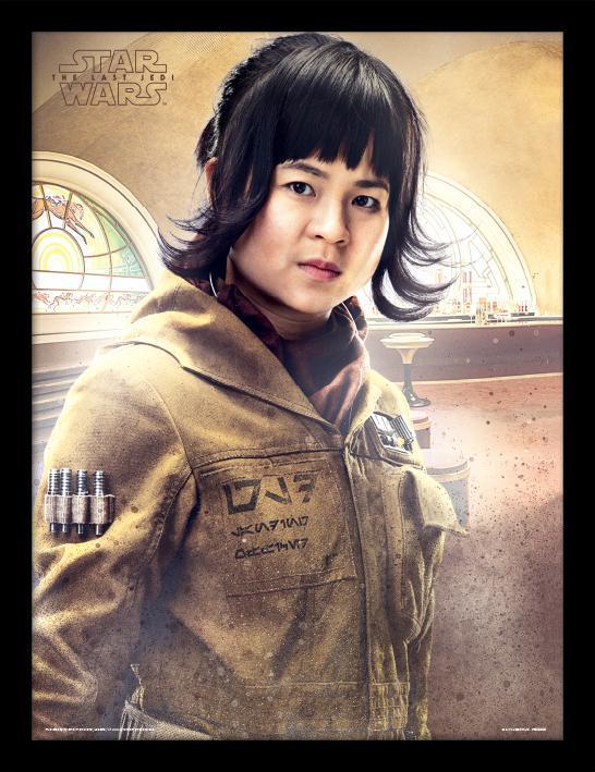 Star Wars The Last Jedi - Rose