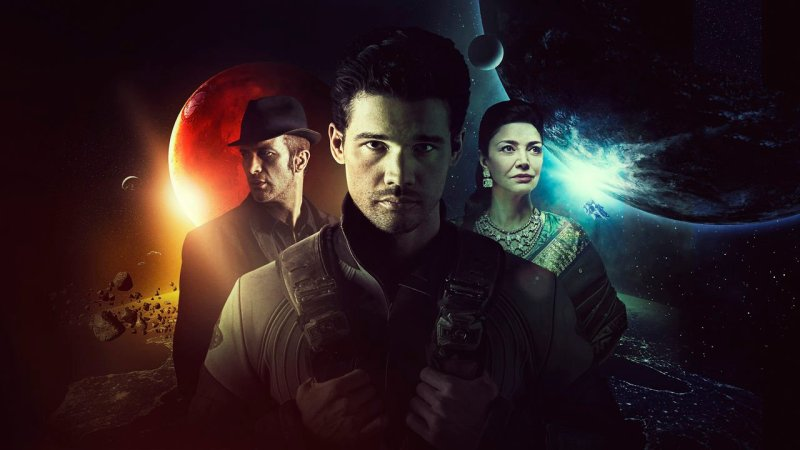 The Expanse Personajes