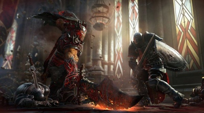 Lords of the Fallen Gameplay en Español