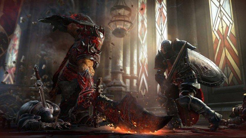 Lords of the Fallen Gameplay en Español