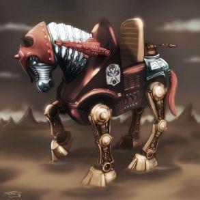 He-Man y los Amos del Universo Stridor