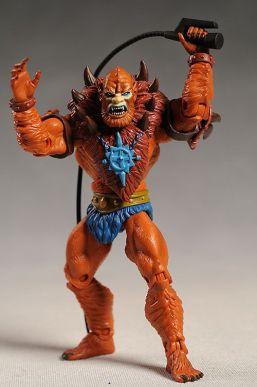 Juguetes de He-Man y los Amos del Universo Beast-Man