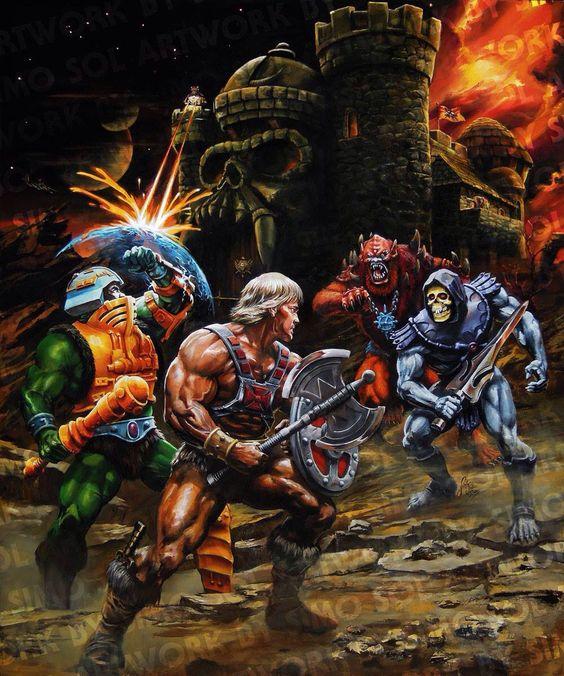 He-Man y los Amos del Universo 1