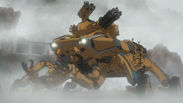 A.I.C.O. - Incarnation Mecha-Visual-Beetle-003