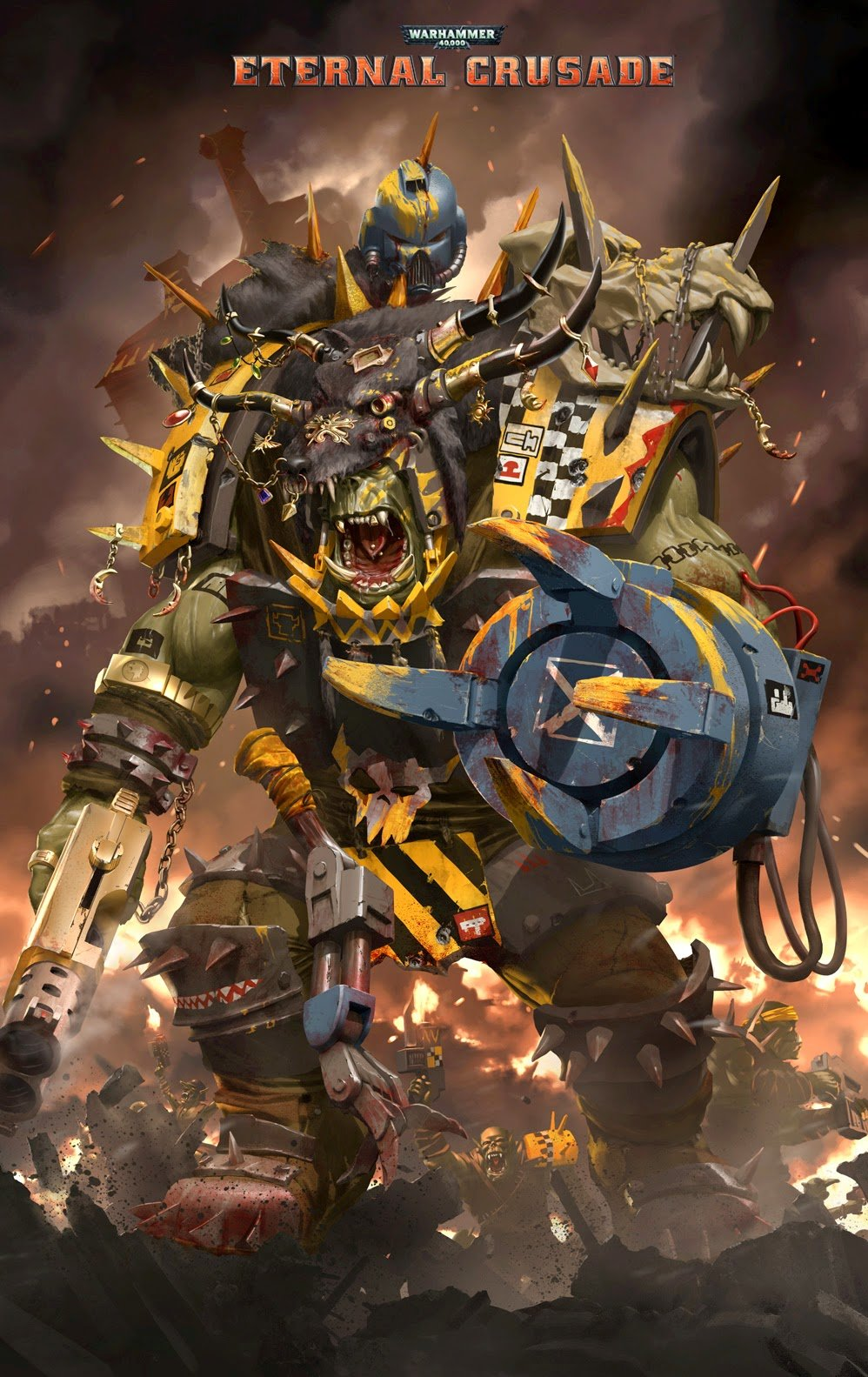 Warhammer 40000 Eternal Crusade Ork