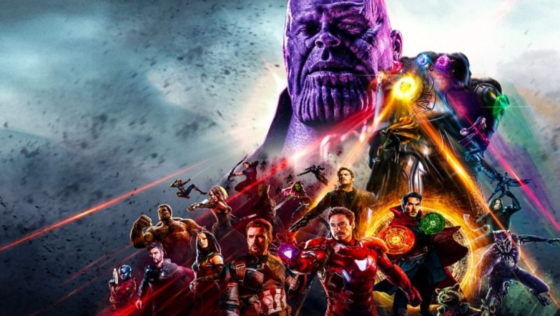Avengers Infinity Wars Poster 4