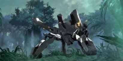 Godzilla Planeta de los Monstruos Tanque Combatiendo