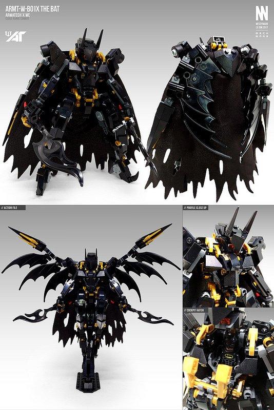 Messyworks The Bat