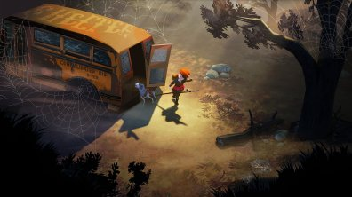 The Flame in the Flood Gameplay en Español Autobus