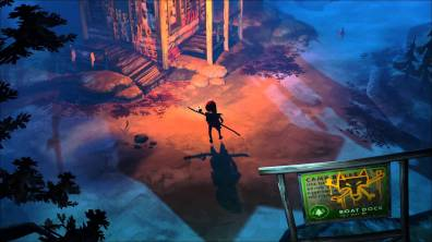 The Flame in the Flood Gameplay en Español Puerto de Botes