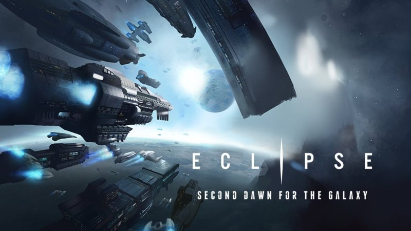 Eclipse el Juego de Mesa Eclipse Second Dawn for the Galaxy Portada Kickstarter