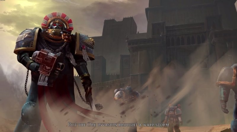 Gladius: Relics of War Astartes