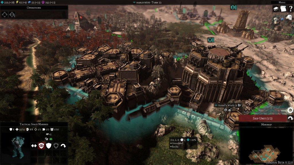 Gladius: Relics of War Gameplay en Español Ciudad de Cerca