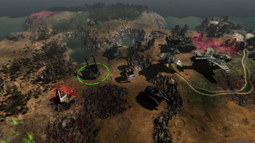 Gladius: Relics of War Gameplay en Español Vehículo Aéreo