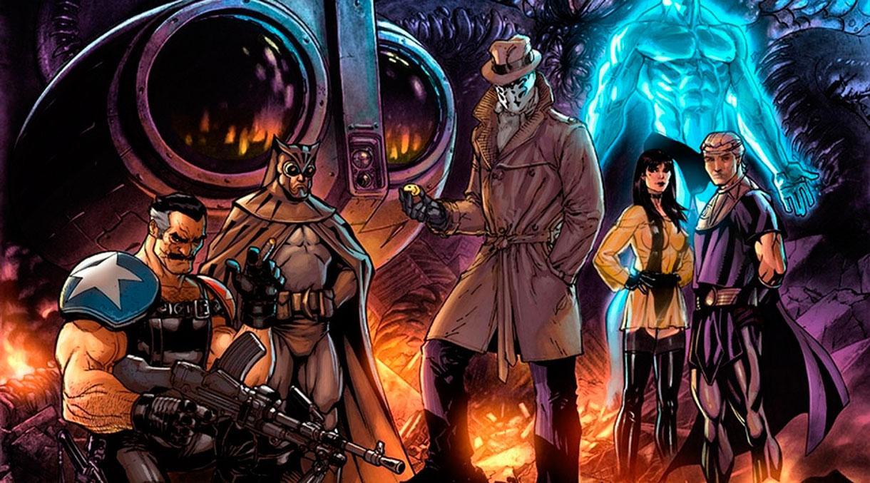 Las Mejores Frases de Watchmen Comics