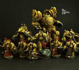 Scibor Miniatures Templarios