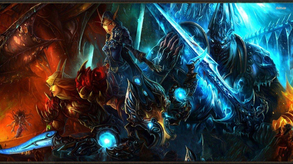 Warcraft para D&D 5e