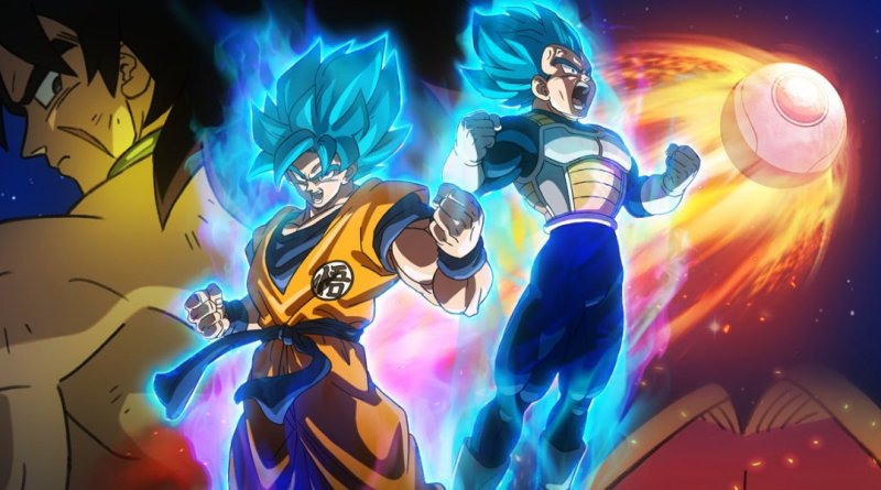 Trailer de Dragon Ball Super: Broly