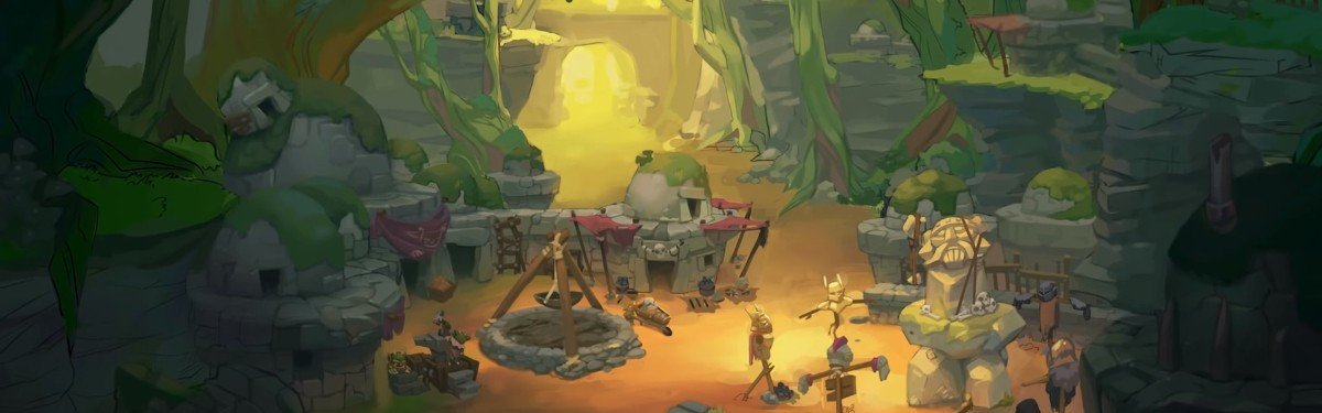 Torchlight Frontiers Campamento