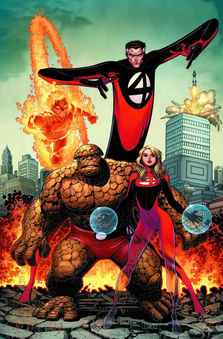 Fantastic Four #1 Cover Variant