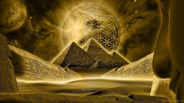 Fractal Egypt 1