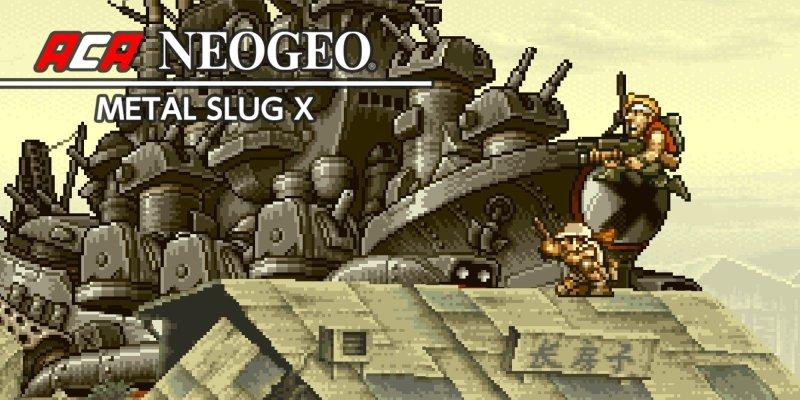 Metal Slug Nostalgia por los Arcade