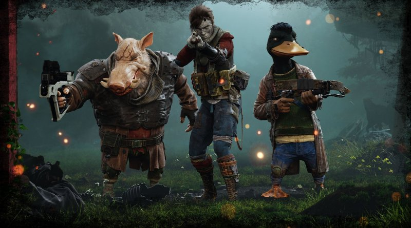 Mutant Year Zero Road to Eden Gameplay