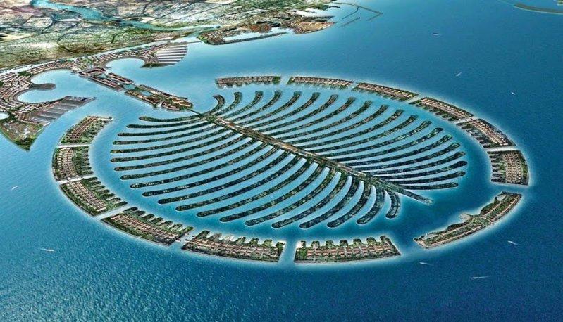 Colonizar los Mares Costa Artificial