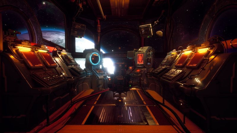 The Outer Worlds Nave