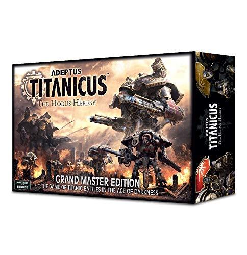 Adeptus Titanicus Caja
