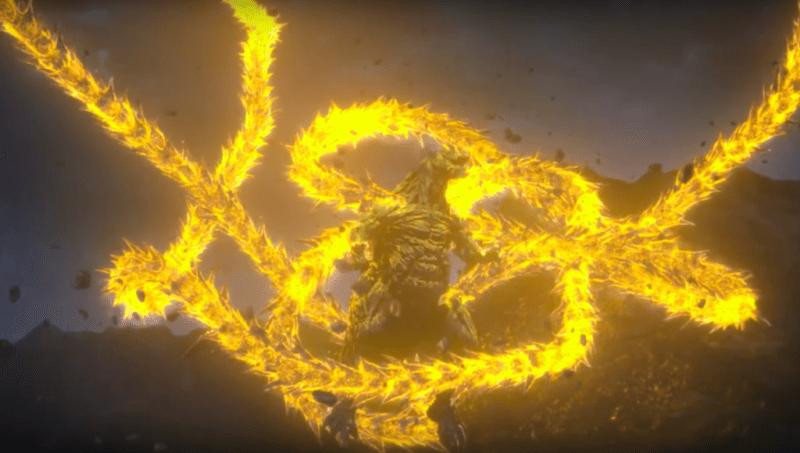 Godzilla Planet Eater