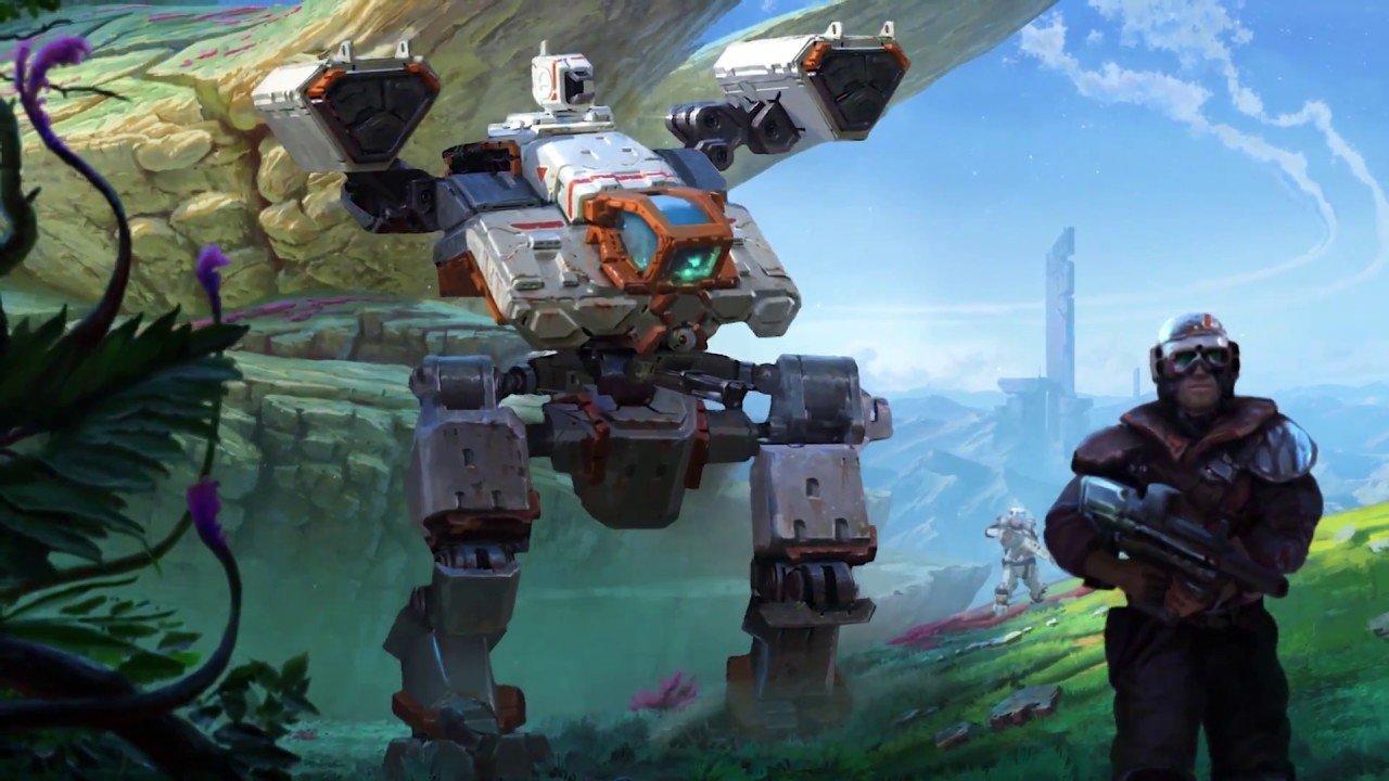 Los Juegos de estrategia más esperados de 2019 – Age of Wonder Planetfall Vanguard