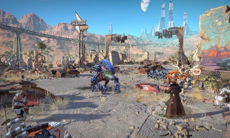 Los Juegos de estrategia más esperados de 2019 - Age of Wonder Planetfall