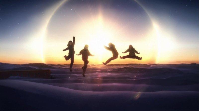 Un Lugar más allá del Universo Salto