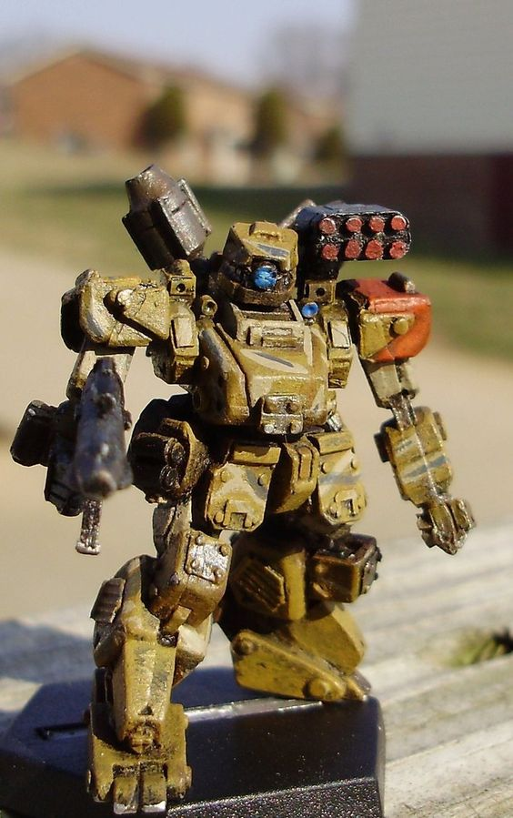 Heavy Gear Gear