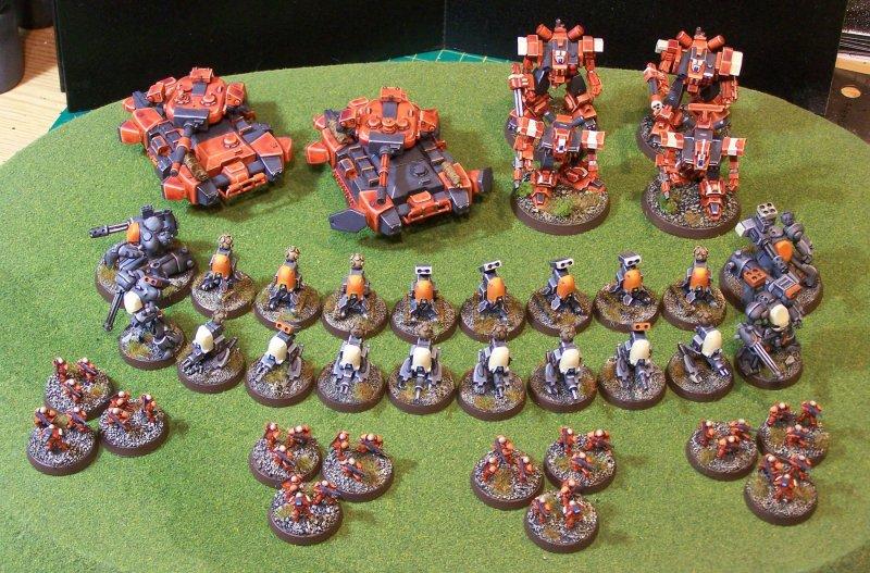 heavy-gear-blitz-cef-army