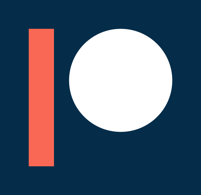 Patreon Monograma