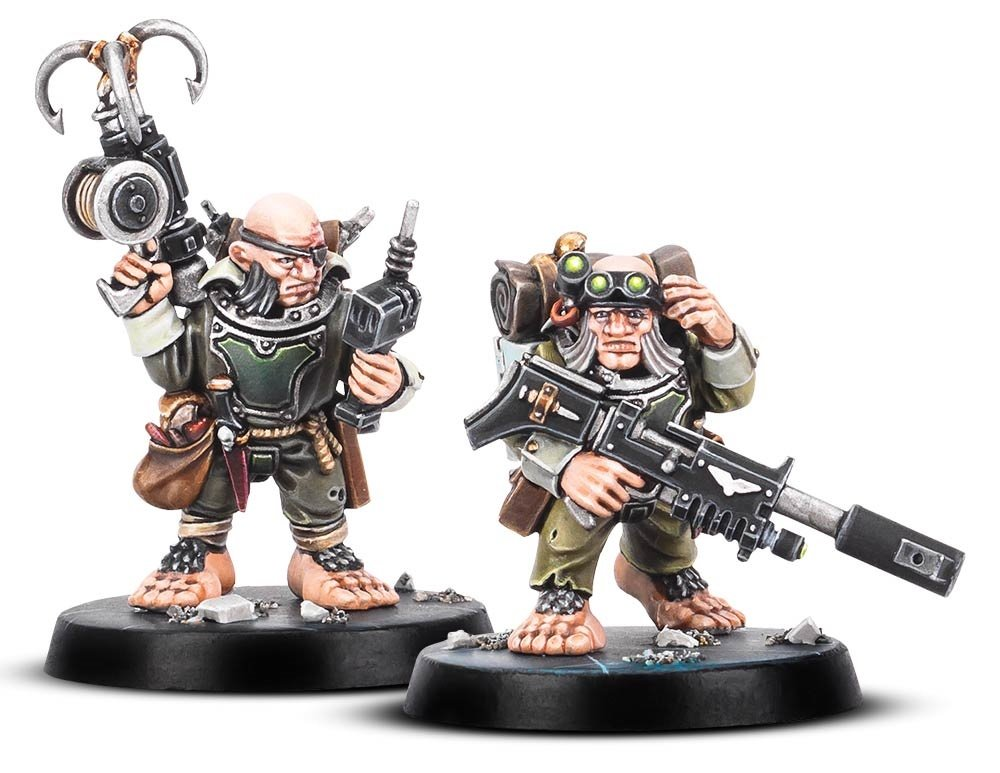 Blackstone Fortress Ratlings